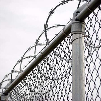 Schuell Security Gates Fence Quality Chain and Rail Fences in South Bend, Indiana